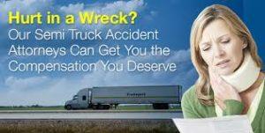 Colorado Semi Truck Accident Lawyer